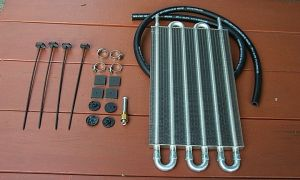 Радиатор АКПП: где находится и зачем нужен