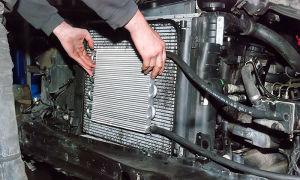 Дополнительный радиатор АКПП, назначение и процесс самостоятельной установки
