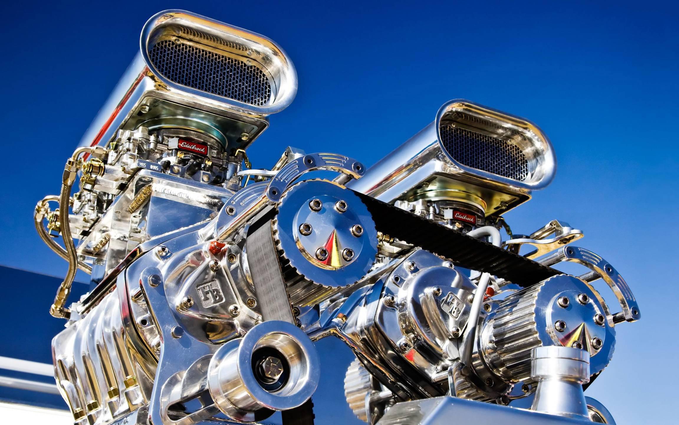 Шкив коленвала в системе двигателя