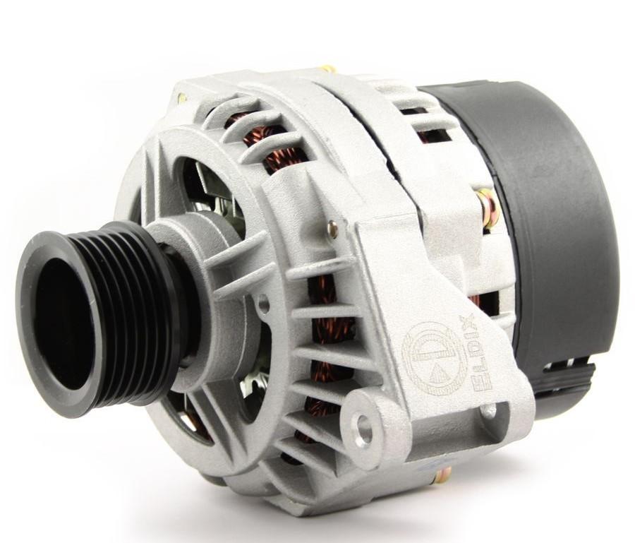 gener1 - Электрическая схема автомобильного генератора