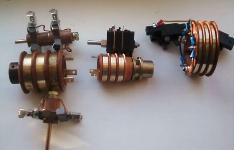 gener5 - Электрическая схема автомобильного генератора