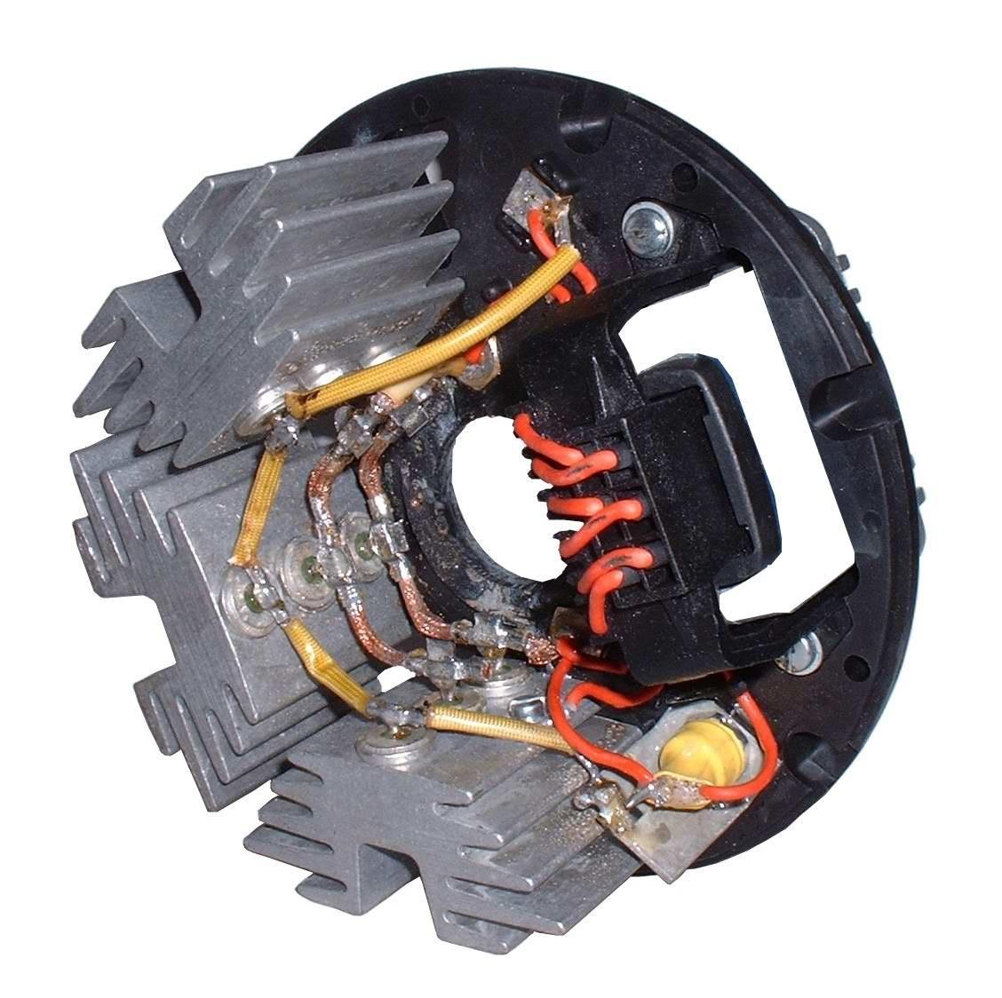 gener7 - Электрическая схема автомобильного генератора