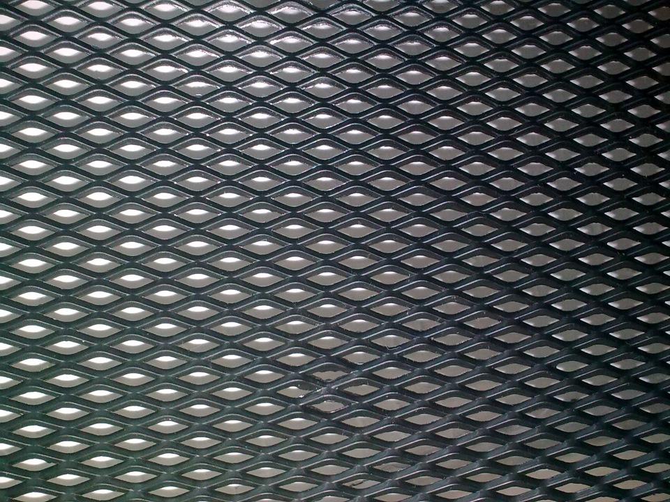 Сетка литая полимерная