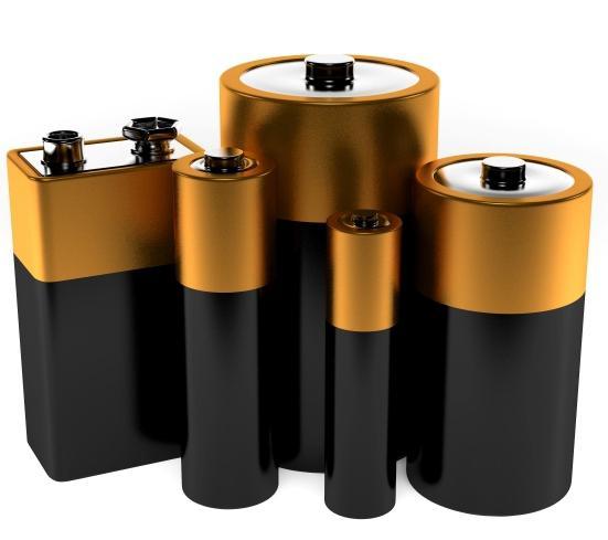 Бытовые аккумуляторные батареи