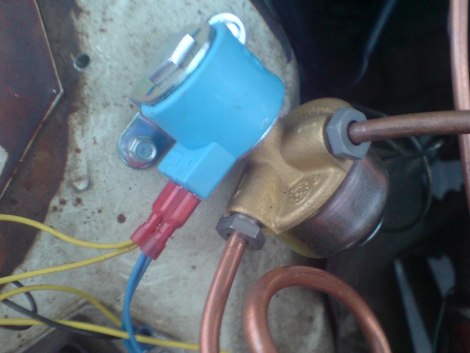 Электромагнитный клапан для газа принцип работы