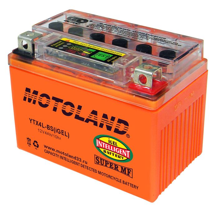 Гелевый свинцово-кислотный аккумулятор