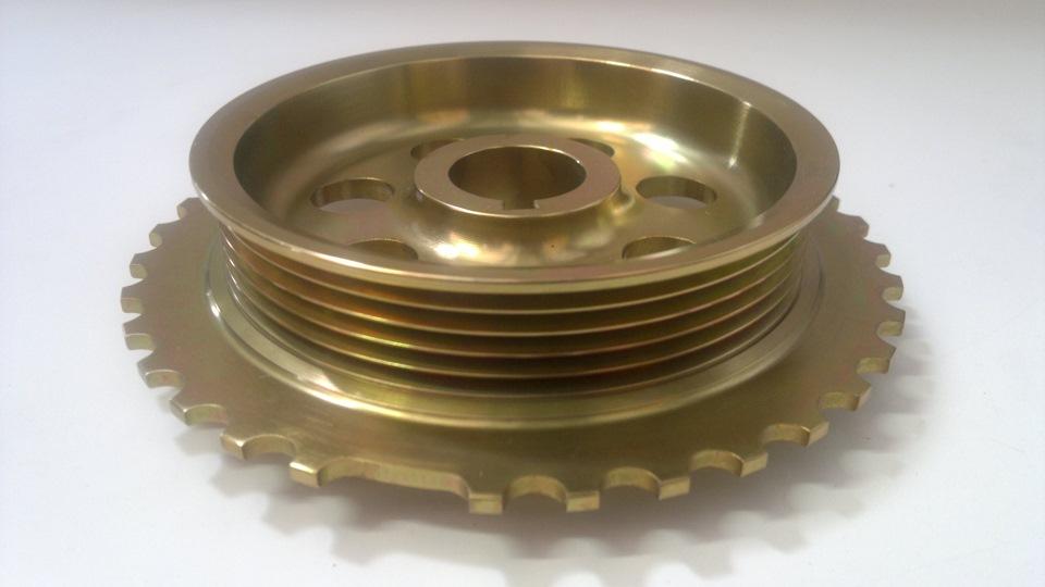 Задающий диск с формулой зуба 36-1
