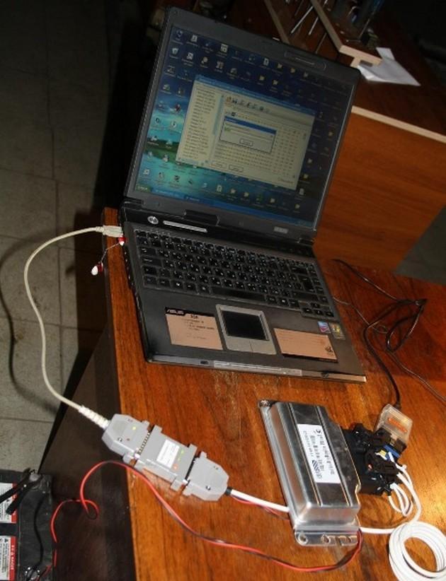 Электронный блок управления ВАЗ 2107