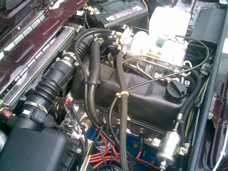 Инжектор в системе автомобиля