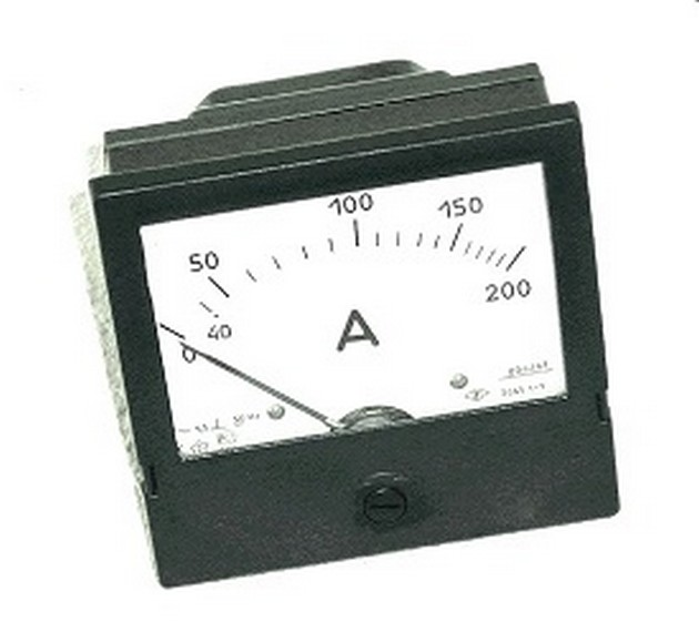 Электромагнитный измеритель