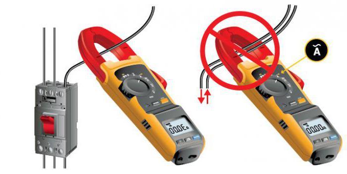 Измерение тока без разрыва цепи