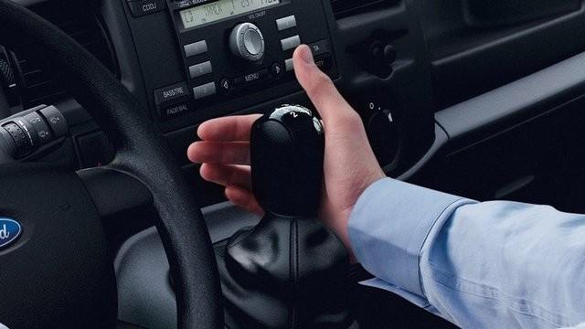 Переключение скоростей на МКПП