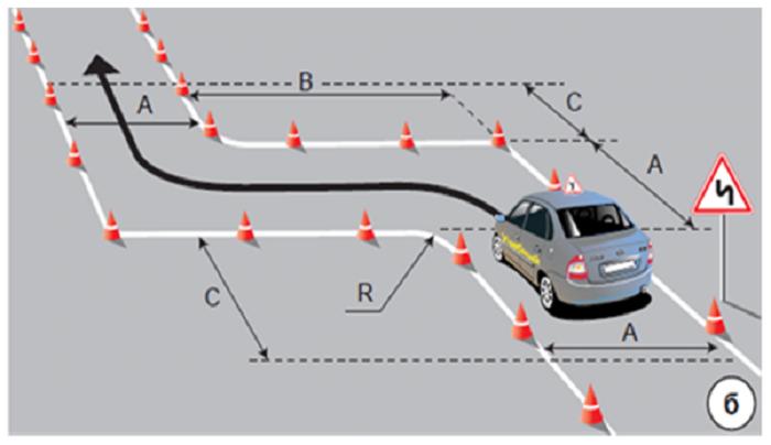 Повороты на МКПП совершаются без переключения скорости