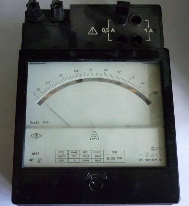 Прибор для лабораторных измерений Э537