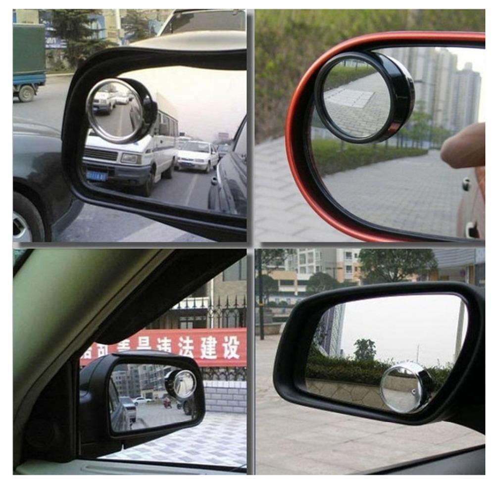 Регулировка зеркал