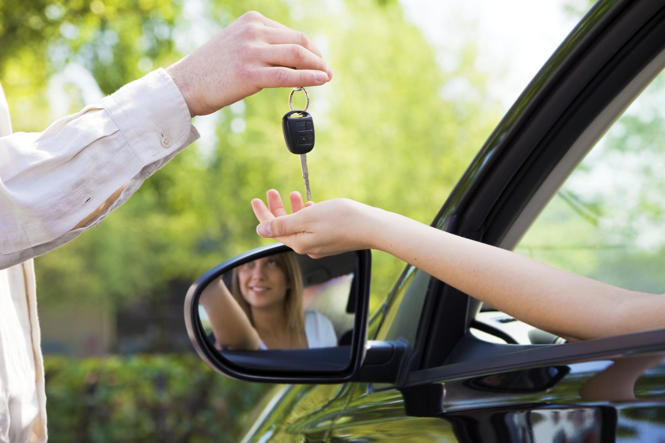Уроки вождения на АКПП