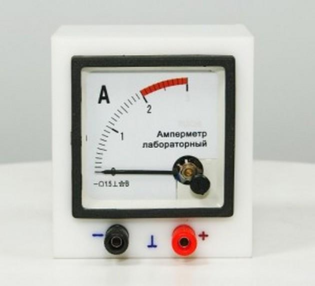 Внешний вид амперметра