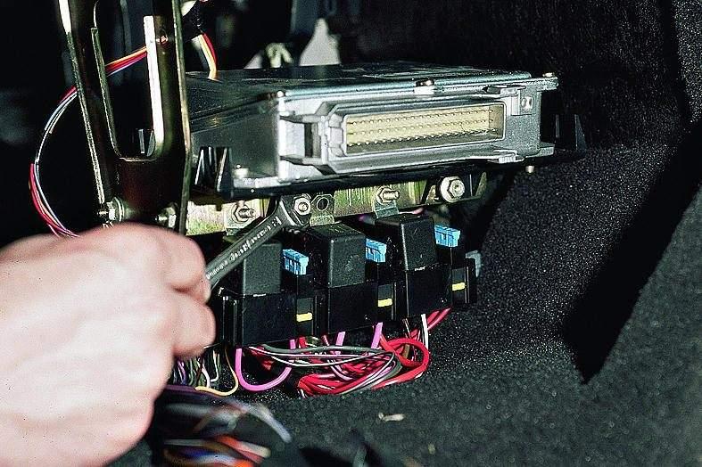 Проблемы с электроникой