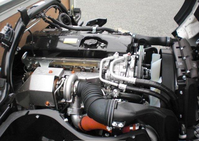 Двигатель Hyundai D4DB/4D34T на 3,9 литра