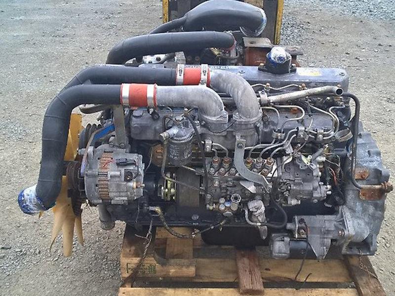 Двигатель марки D6BR