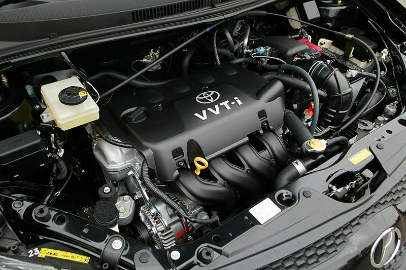 Двигатель Toyota 2NZ FE