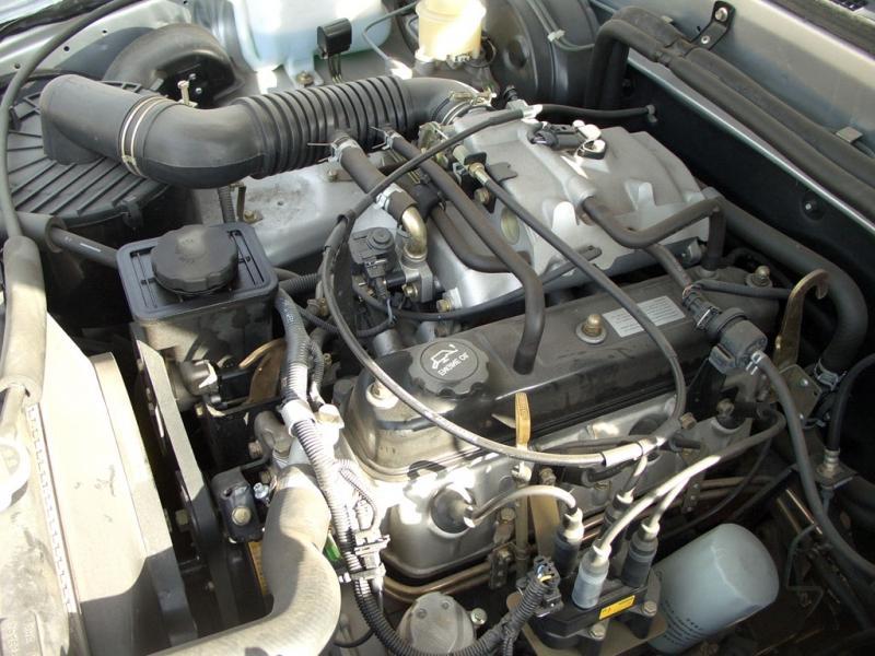 Мотор 491QE