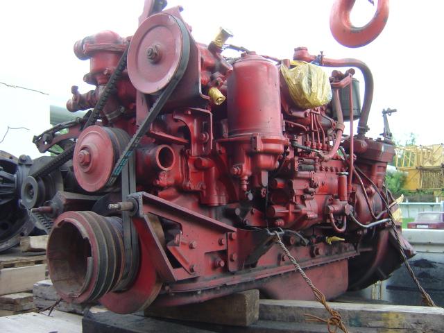 Мотор D6BR после тюнинга