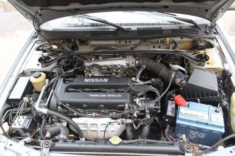 Мотор Nissan SR20DE