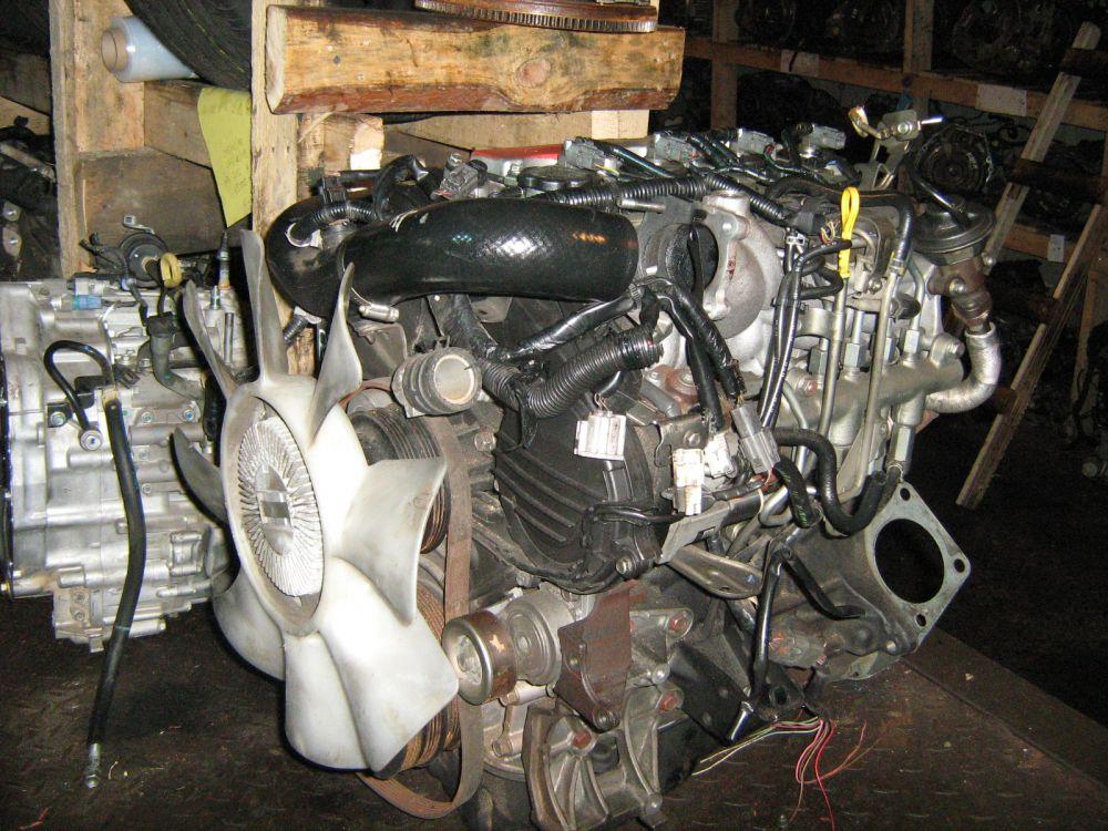 Турбо мотор RF-T