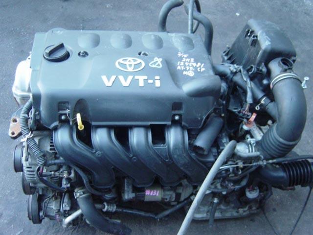 Тюнингованный мотор 2NZ FE
