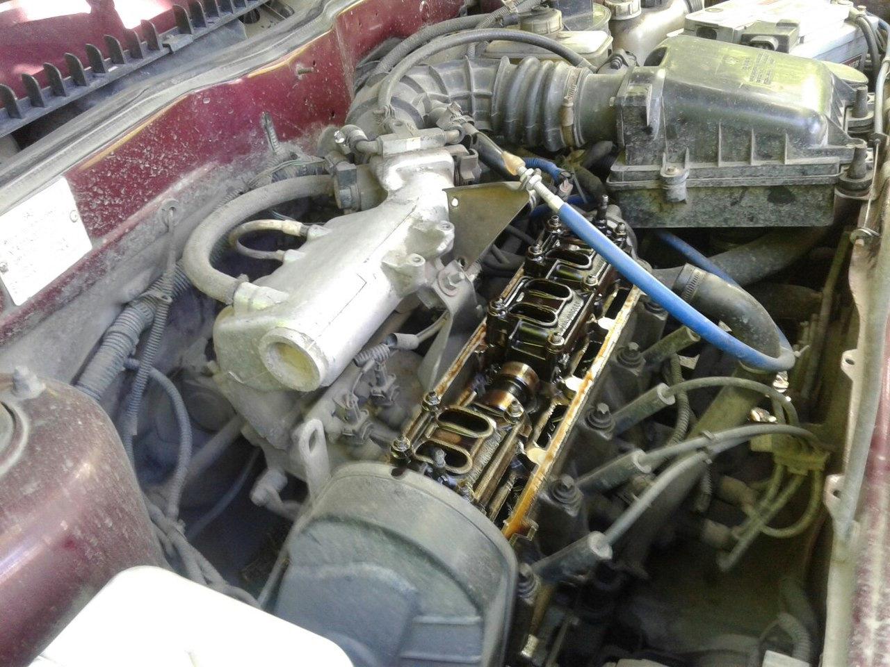 Замена масла 2114 с промывкой мотора