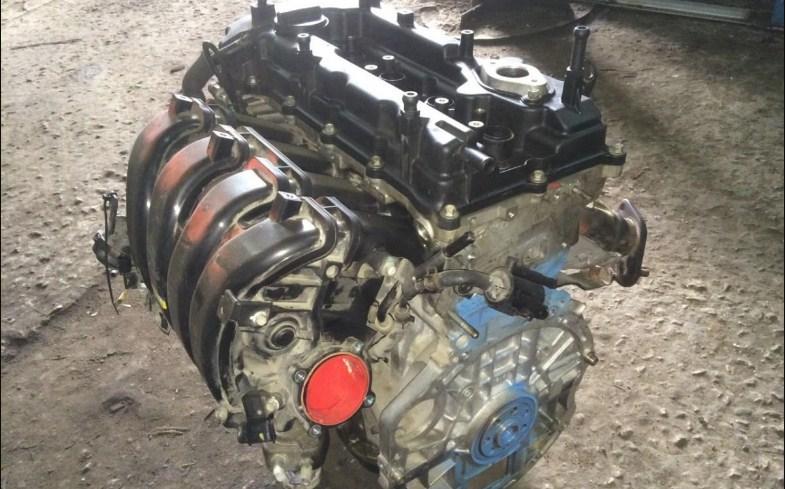 Атмосферный тюнинг мотора G4KE