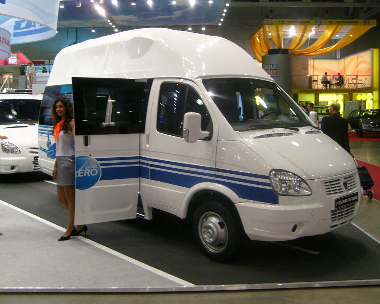 Автобус ГАЗ Симба