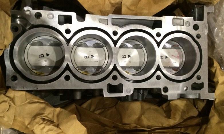 ЦПГ мотора G4KE