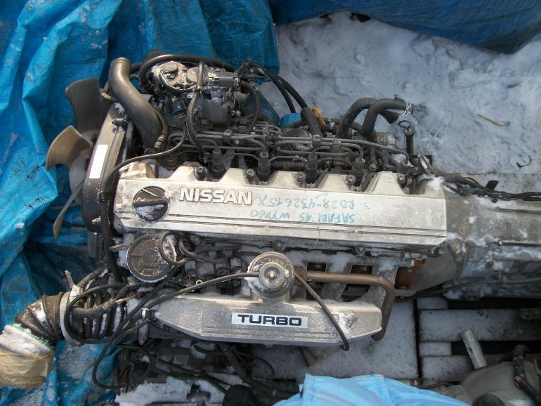 Дизель RD28
