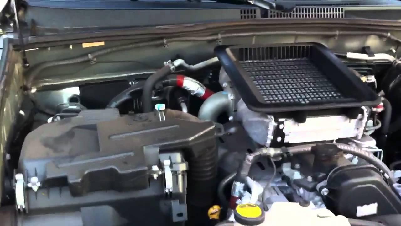 Мотор 1KZ после ТО