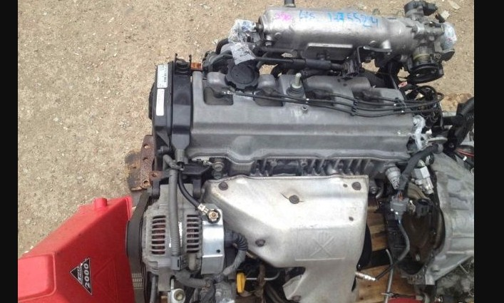 Мотор 4S-FE Gen2