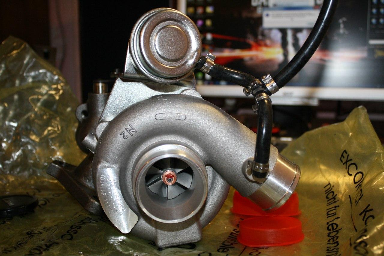 Турбина для F16D4