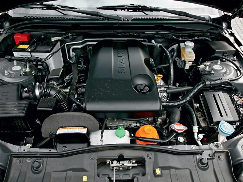 Тюнингованный двигатель J24B