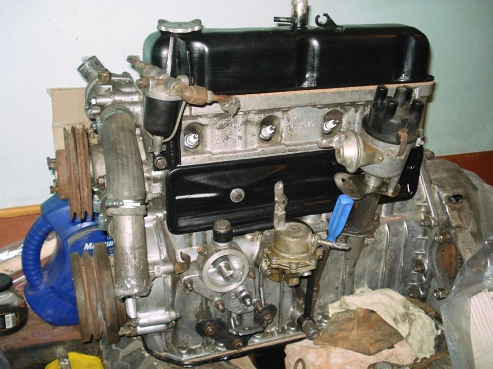 Свечи зажигания на уаз 417 двигатель