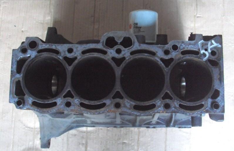 Блок цилиндров 5A-FE
