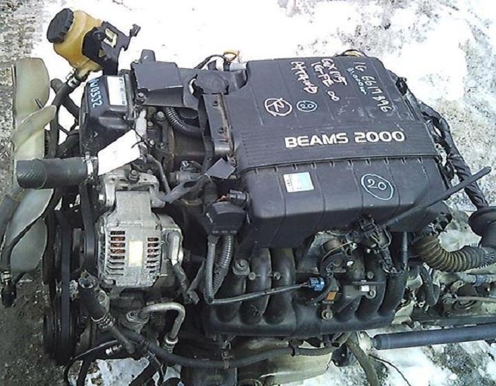 ДВС 1G-FE BEAMS тип 98