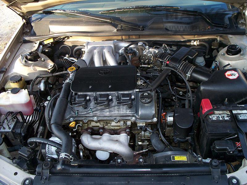 Мотор 1MZ-FE тип 95