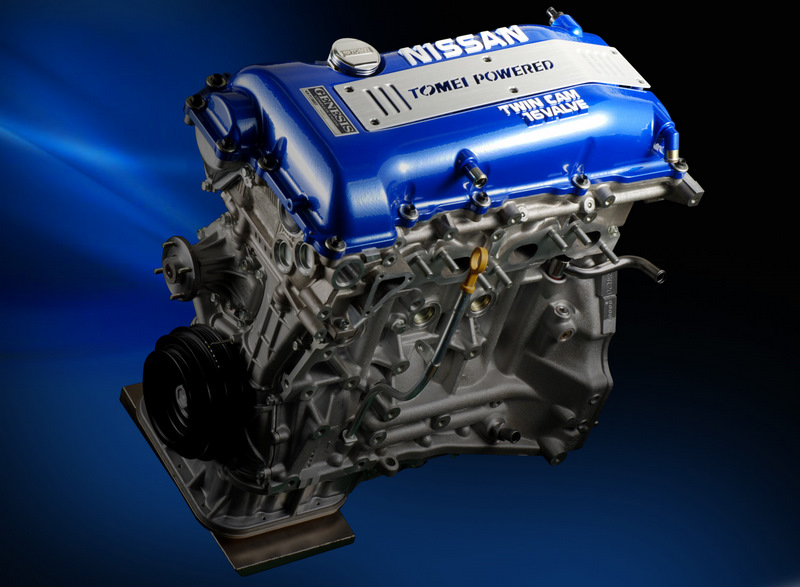 Мотор SR20DET S14