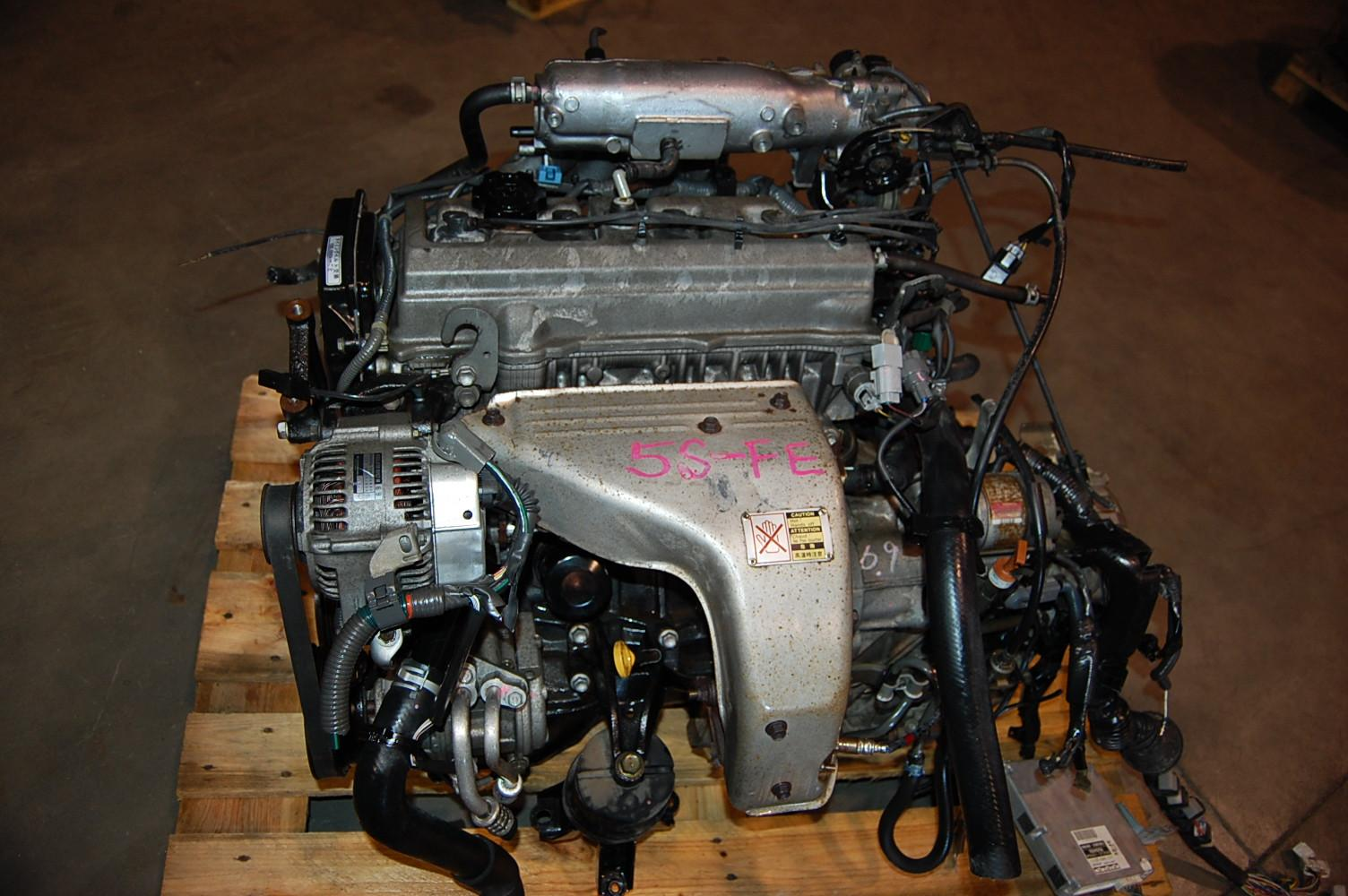 Мотор 5S FE Gen-3