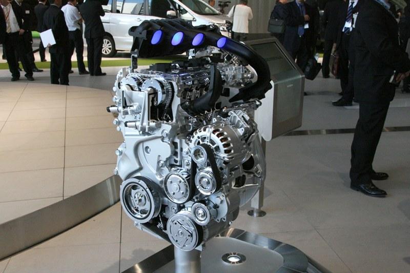 Мотор MR20DD