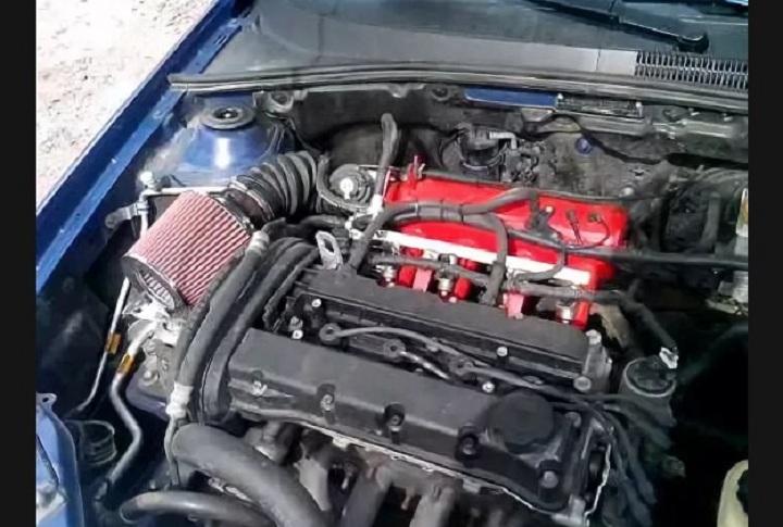 Тюнинг мотора F14D3