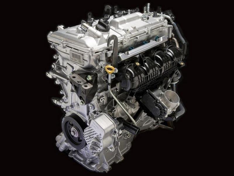 Двигатель Toyota 1ZR-FE