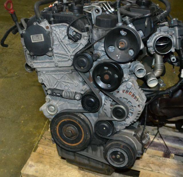 Модификация мотора D20DT