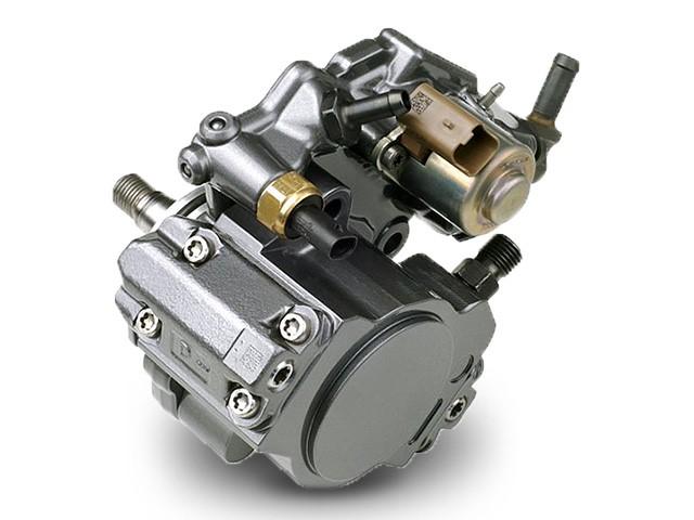 Снятый двигатель D20DT